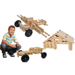 King Set Building Blocks